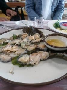 Abalone Hweh